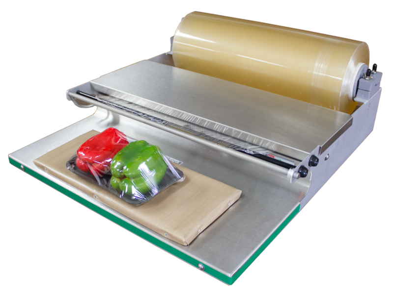 energy efficient hand wrap machine