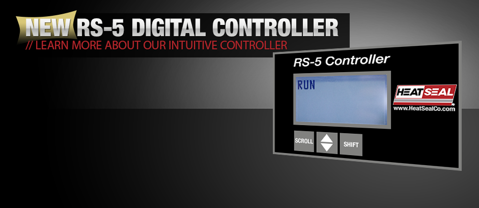 introducing the new RS-5 digital controller